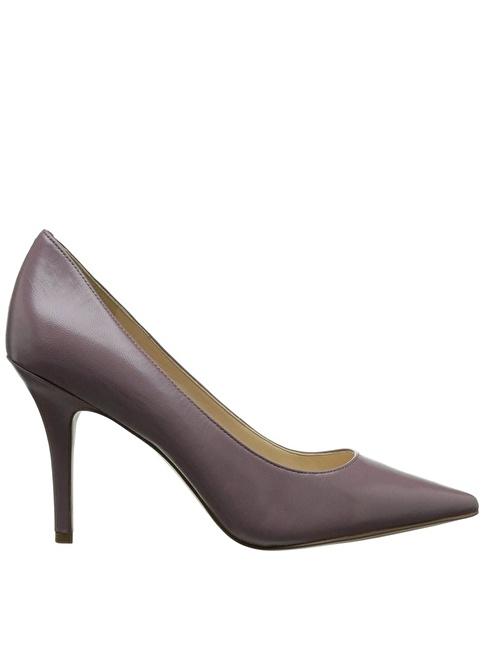 Nine West %100 Deri Klasik Ayakkabı Lila
